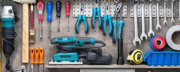 outils de bricolage